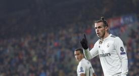 Bale es todo un talismán. EFE