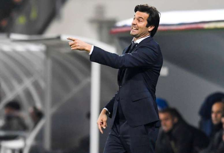 Solari has not conceded a single goal as manager. EFE