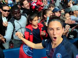 Vero Boquete conectará a las futbolistas con las universidades. EFE