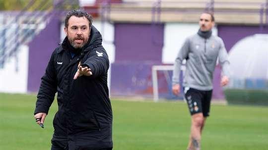 Sergio habló sobre el duelo ante el Eibar. EFE