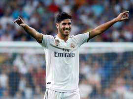 Asensio has been linked with a move to Liverpool. EFE/Archivo
