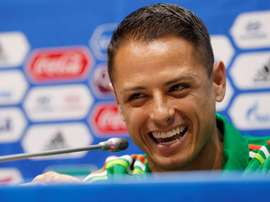 Clube que revelou o atacante, Chivas deseja tê-lo de volta. EFE