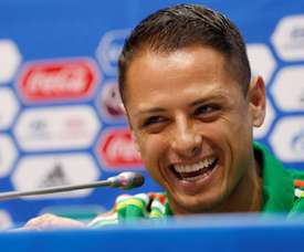 Marco Fabian se confie. EFE