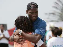 Didier Drogba might not be retiring just yet. EFE