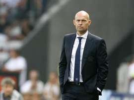 Marcel Keizer, nuevo entrenador del Sporting. EFE/Archivo