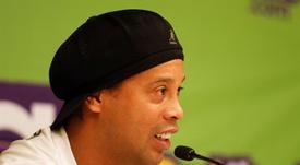 Ronaldinho had a fantastic footballing career. EFE