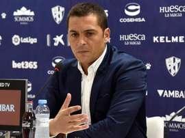 El Huesca necesita puntos. EFE