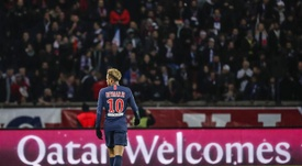 Neymar teria que cumprir os requisitos para voltar ao Camp Nou. EFE/Archivo