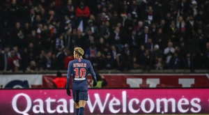 Iniesta n'imagine pas Neymar retourner à Barcelone. EFE