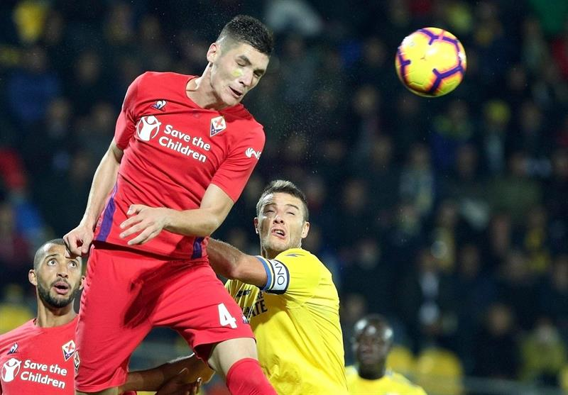 Manchester United 'to scout Nikola Milenkovic again'