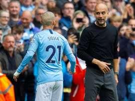 Manchester City Pep Guardiola. EFE/Archivo