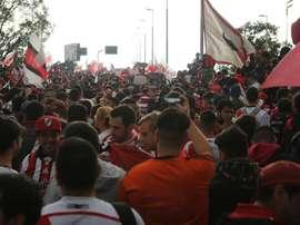 No quedan entradas para ver la 'Superfinal' de Libertadores. EFE