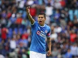 Cruz Azul sumó su segundo empate en ocho partidos. EFE/Archivo