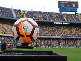 La Libertadores encierra tremendas historias. EFE