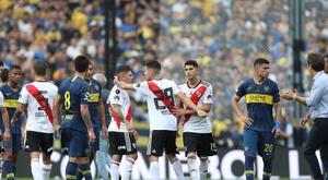 Los rivales de River y Boca en los octavos de Copa de la Superliga. EFE