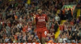 Sturridge era jugador del Liverpool desde el año 2013. EFE/Archivo