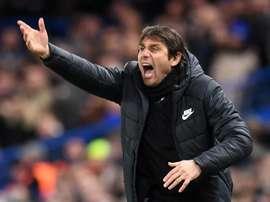 Chelsea devra payer 10 millions d'euros à Conte. EFE