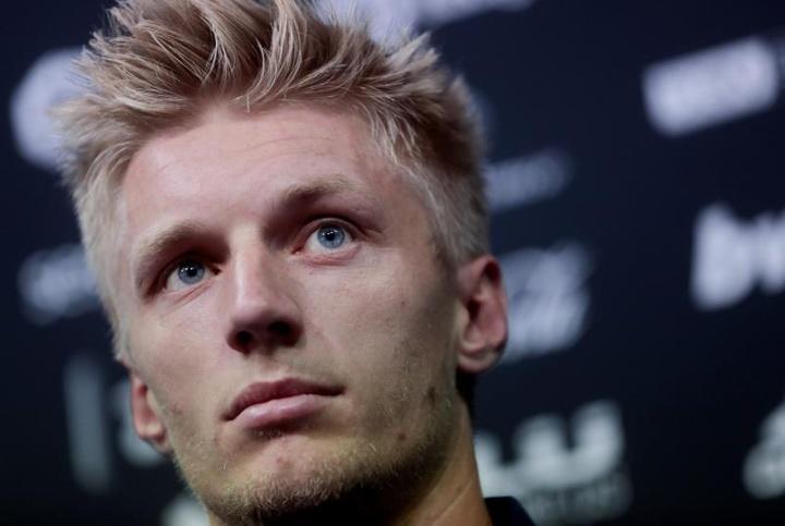 Daniel Wass : Le penalty sifflé ? C'est une honte. efe