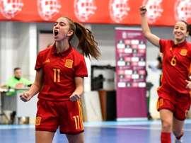La Selección dominó el partido ante Rusia. EFE