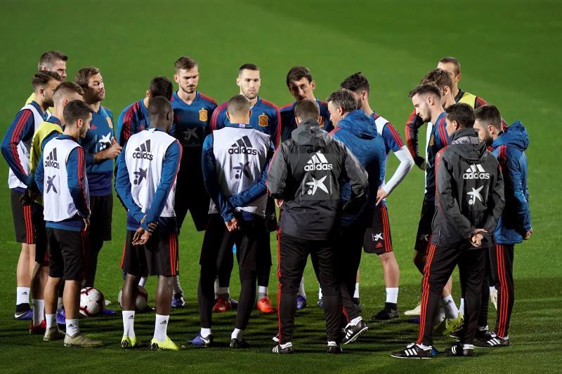 España cae ante Croacia y se complica en la Liga de Naciones