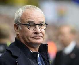Ranieri is back in the Premier League. EFE