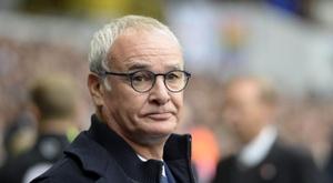 Ranieri veut améliorer son club. EFE