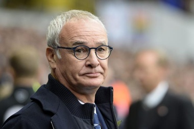 Ranieri was appointed Fulham manager on Wednesday. EFE