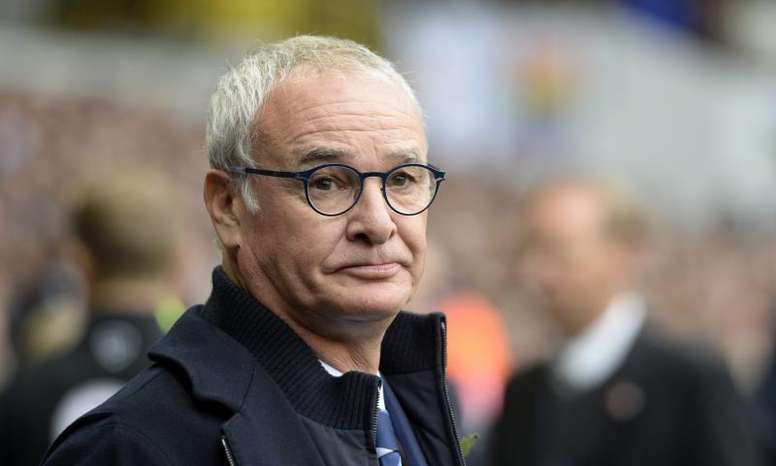 Ranieri felt the draw was fair. EFE