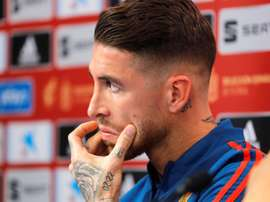 Ramos répond. EFE