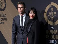 Cristiano y Georgina se casan. EFE/Archivo