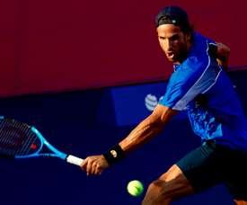 El tenista español Feliciano López. EFE/Archivo