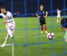 Ramos et Doherty, presque attaquants. ProFootballDB