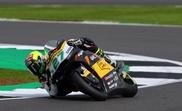 El piloto español de Moto2 Iker Lecuona. EFE/Archivo