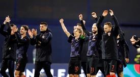 Croacia convence y recupera el pulso. EFE