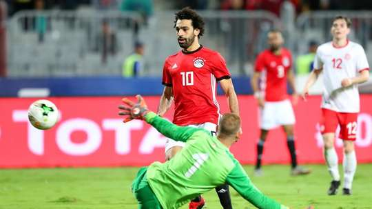 Salah is an extremely popular figure in Egypt. EFE