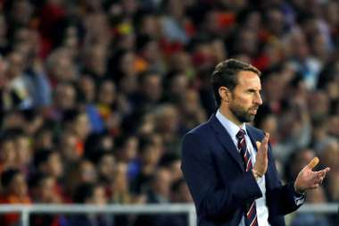 Southgate is confident his side can be Croatia. EFE