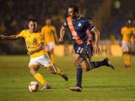 Tigres venció 2-0 a Pumas. EFE/Archivo