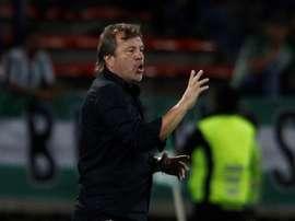 Tucumán suma siete victorias en Superliga y se reivindica a la caza de Racing. EFE