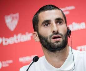 Gonalons thinks Sevilla's good times will return with Monchi. EFE/Archivo