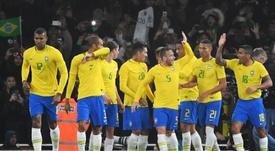 Uruguai - Brasil: onzes iniciais confirmados. EFE