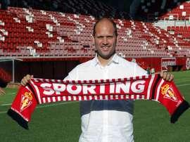 José Alberto, sustituido por Djukic. EFE