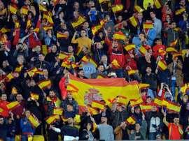 La Selección Española jugará cuatro partidos en casa. EFE/Archivo