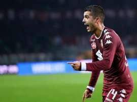 Iago Falque tornerà al Torino. EFE