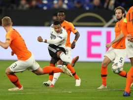 A host of young stars are coming through the Holland ranks. EFE