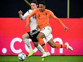 Holanda firma el milagro en el tramo final. EFE