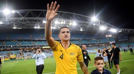 Australia no jugará los partidos clasificatorios. EFE