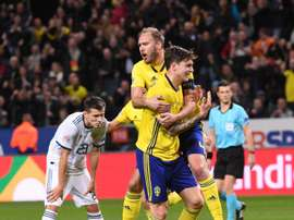 Lindelof has scored twice for Sweden. EFE