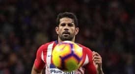 English media say Costa will join Everton for next season. EFE/Archivo