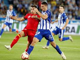 El Getafe se enfrentará al Athletic. EFE