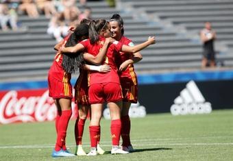 España se enfrentará ante Islas Feroe el próximo 16 de septiembre. EFE